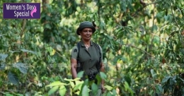 A woman forest guide's gritty tale of survival