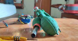 'Hand grenade' comes to women's rescue in Varanasi
