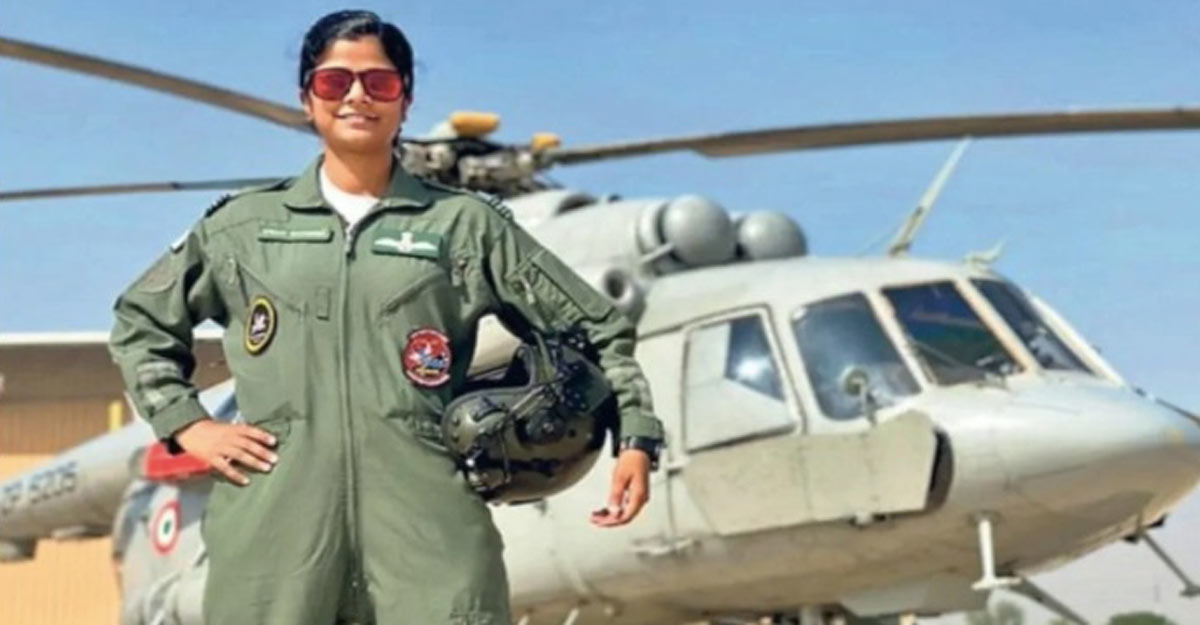 Flt Lt Rathore will be first woman leading R-Day Parade flypast