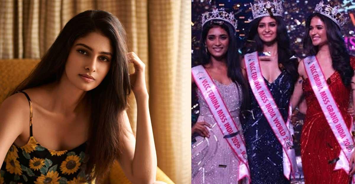 As a shy child Miss India Manasa Varanasi drew inspiration from this actress