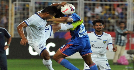 ISL: Goa vs Chennai