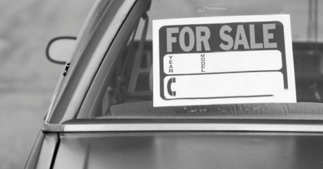 Checklist for buying a used car