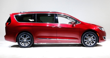 Chrysler to launch its new and re-invented minivan Pacifica