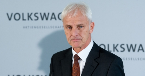 VW chief apologise over emissions scandal on US trip