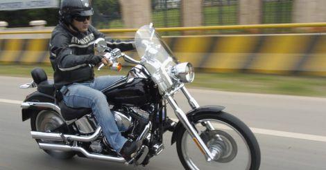Harley-Davidson's bike rally in Goa on Feb 18