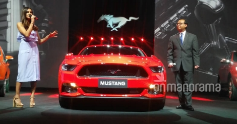 Ford Mustang to début in India in 2nd quarter of 2016