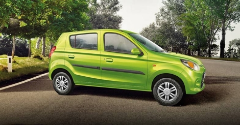 Alto 800 face-lift flaunts enhanced fuel efficiency