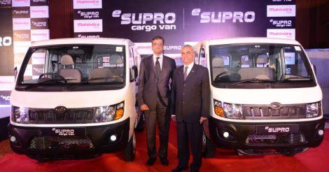 Mahindra launches eSupro vans, strengthens zero emission portfolio