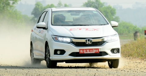 Honda City gets better, smarter with a face-lift
