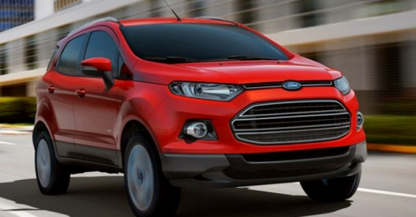Ford, Amazon tie up to sell new EcoSport online for select nos