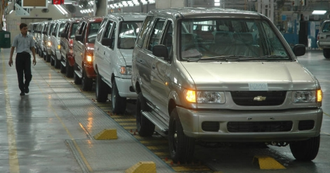 GM India to hike prices of cars by up to 2 pc from Jan