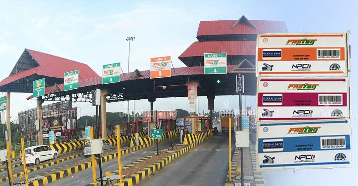 Use FASTag or pay double charge at toll plazas from Tuesday