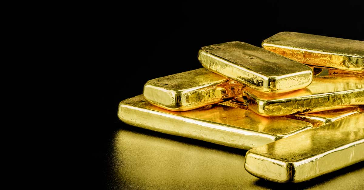 Here is how gold prices fluctuated during 2020