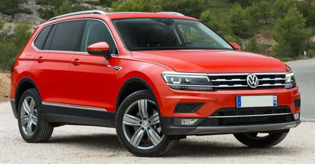 Luxury 7-seater Tiguan set to conquer Indian market