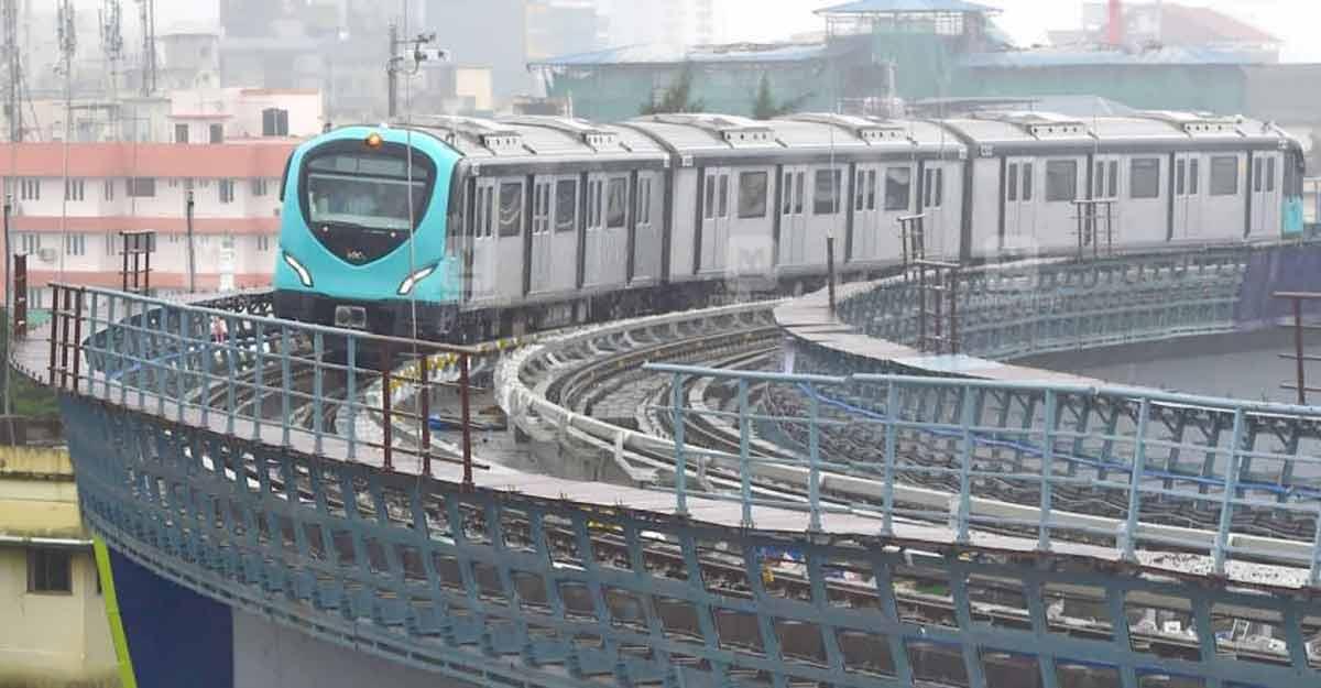 Loss curve: Kochi Metro reports annual loss of Rs 310 crore