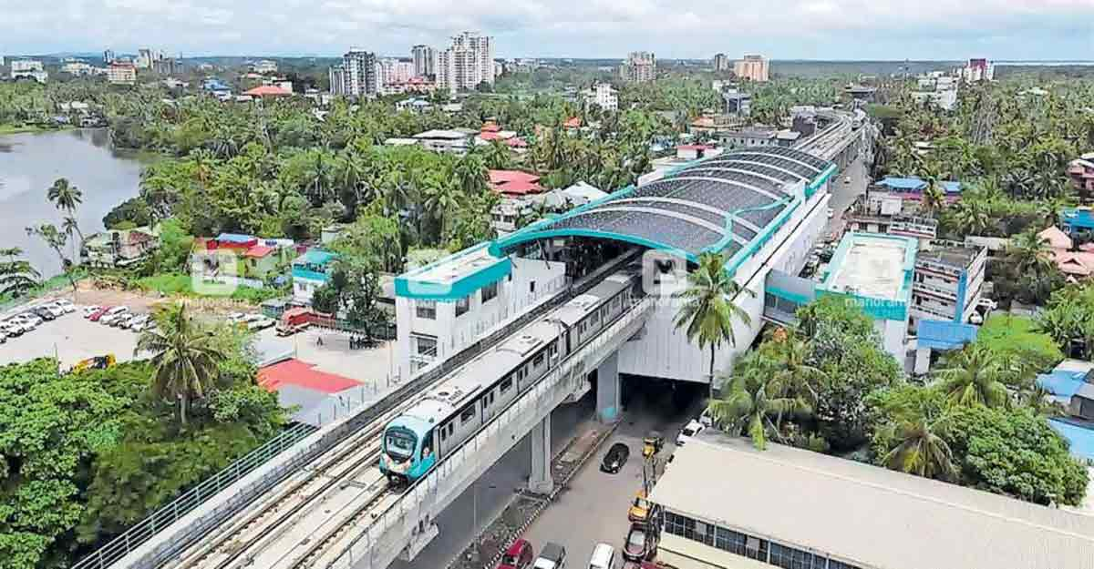Kochi Metro Phase-2 to get going with budgetary support