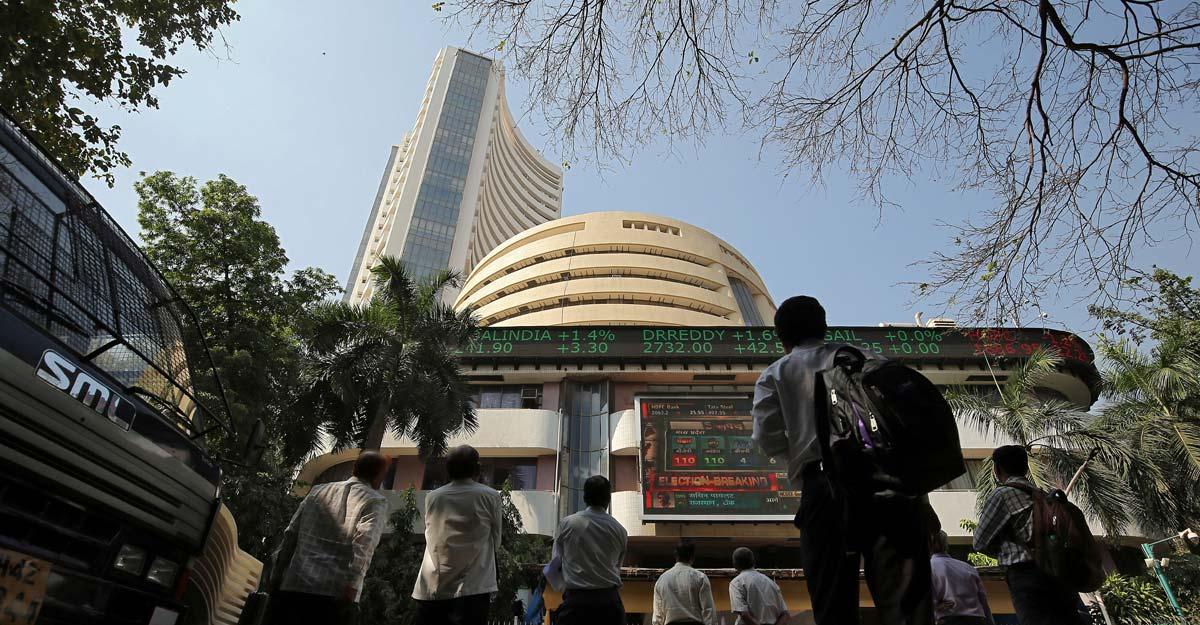 Sensex makes history, ends above 50k for first time