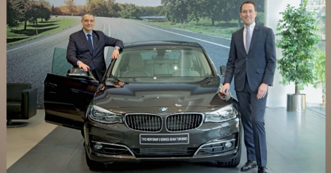 BMW launches 3 Series Gran Turismo priced up to Rs 47.5 lakh