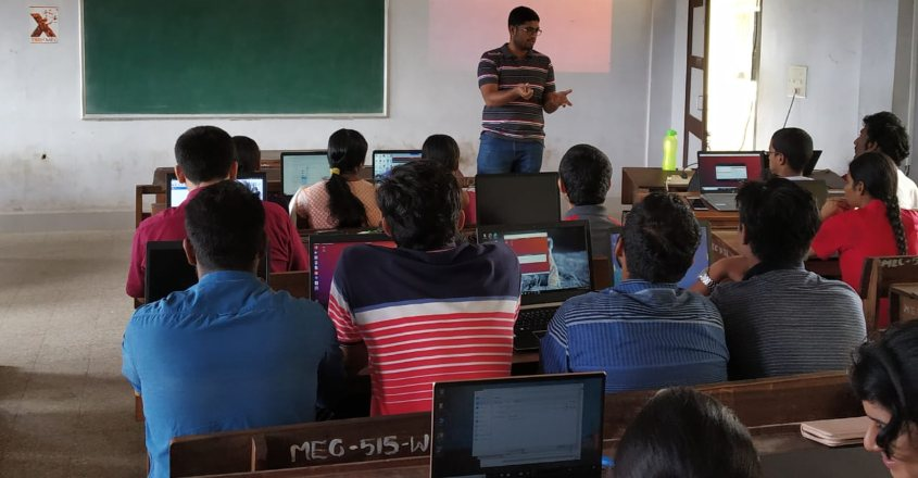 MEC students get an insight into BeagleBoard