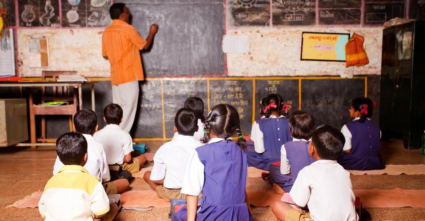 Reaching school an uphill task for tribal kids in Gujarat village