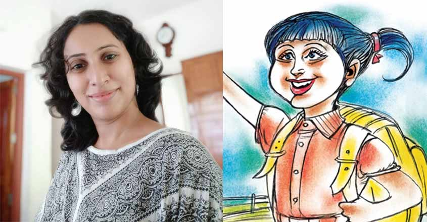 Writing is a balm for this accidental author of 'Nidhi's Wonder Years'