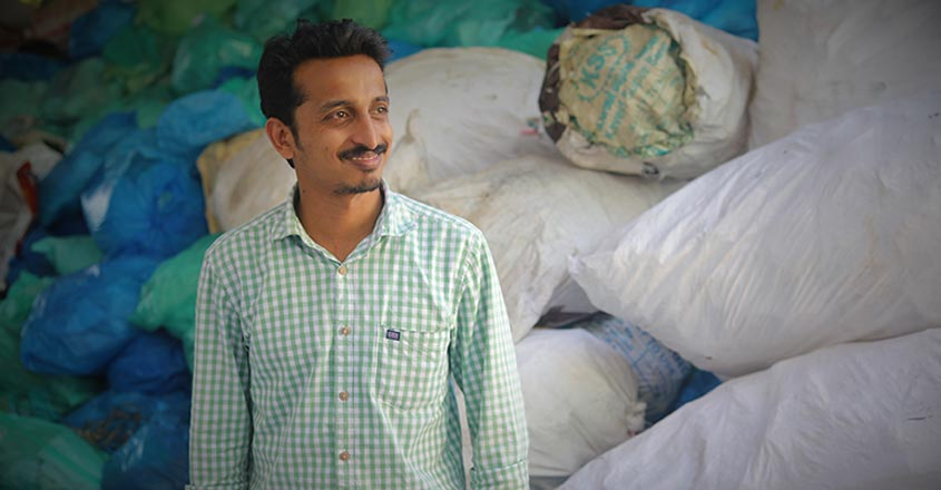 Best out of waste: Kozhikode man's Rs 3.8-crore firm strikes gold in garbage