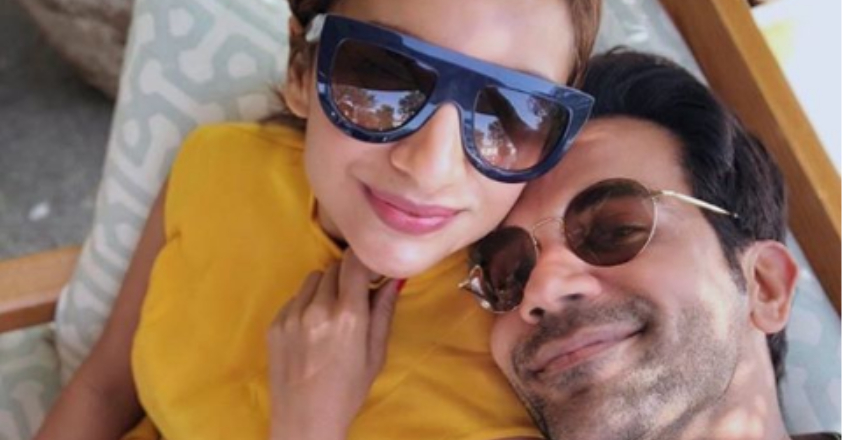 Actor Rajkummar Rao says actor-girlfriend Patralekhaa makes him proud
