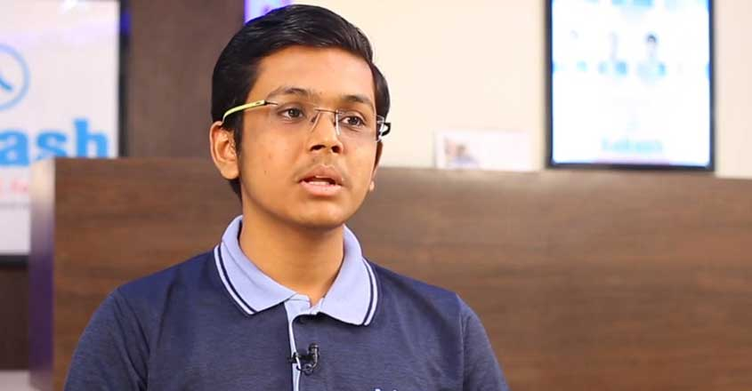 NEET 2nd topper Bhavik Bansal watched stand-up comedy to de-stress