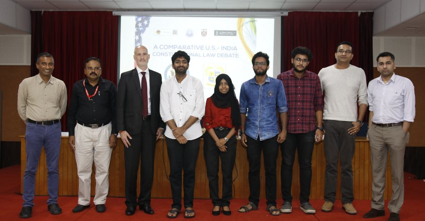 Four from Kerala enter final of US-India constitutional law debate