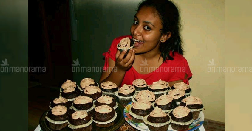 Law student who caught the baking bug now juggles her twin careers with elan