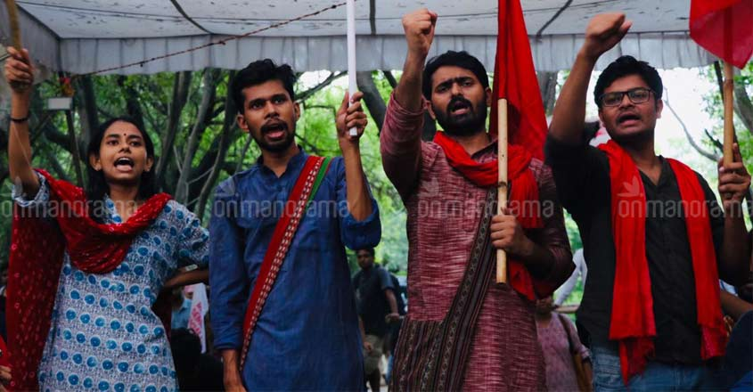 JNU student union likely to remain with the Left