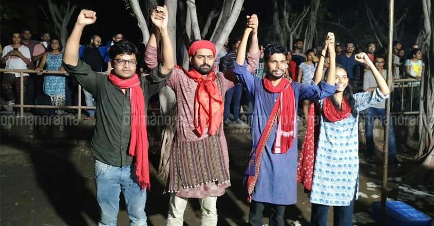 Left wins all key posts in JNU Students' Union polls