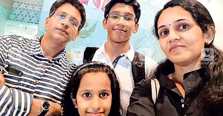 Advaid Deepak, Kerala topper in JEE Main, studied 15 hours on holidays
