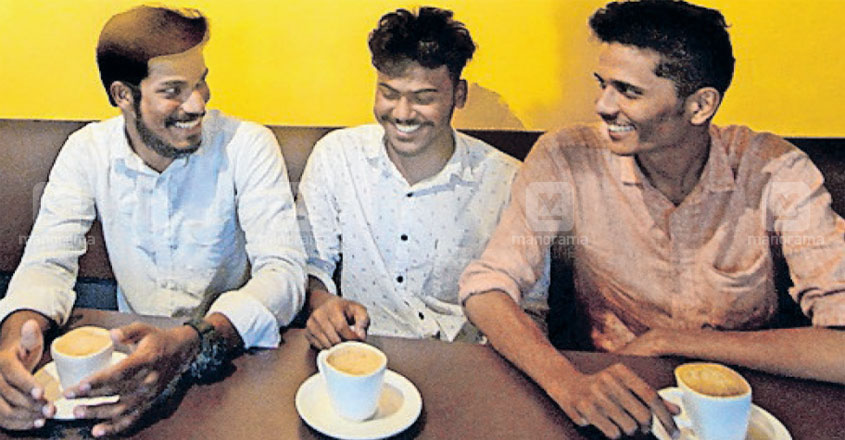 Malappuram youths start coffee shop to fund their higher education