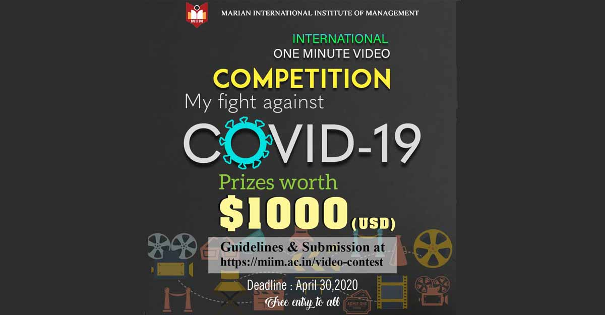 Here's your chance to win prize money by spreading awareness about COVID-19 disease