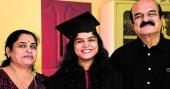 Sworn by law: Keralite Yamuna bags 18 gold medals at NLSUI, to join Cambridge for LLM