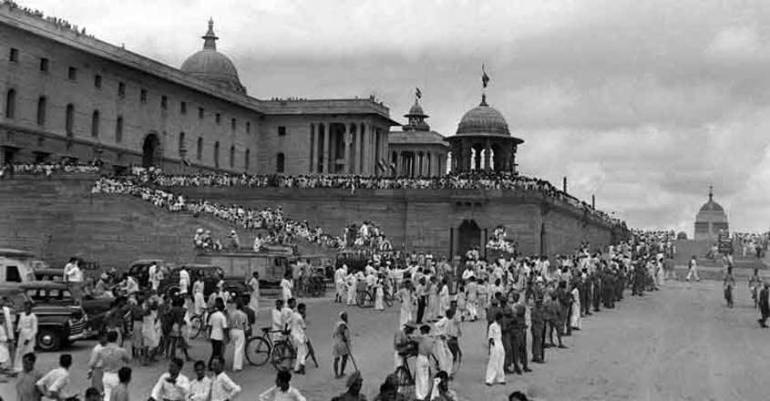 The 'untouchable Brahmin' and India's freedom struggle