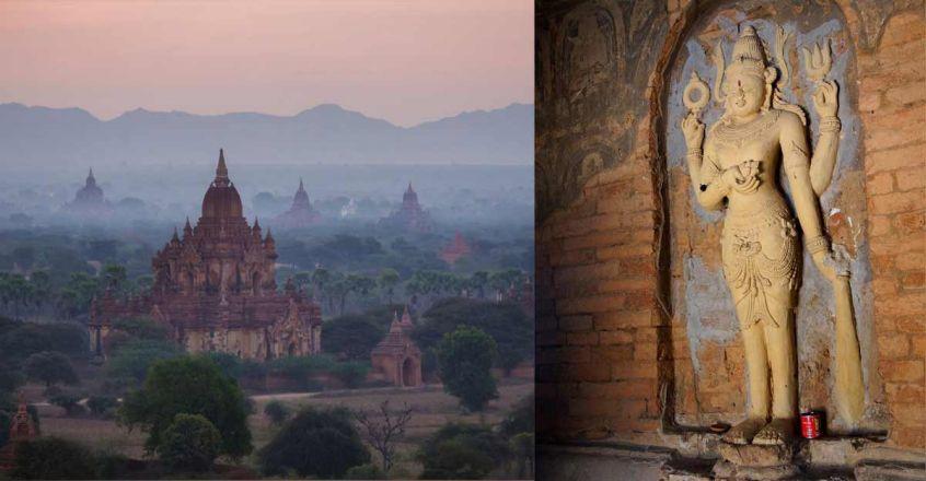 Column   A Kerala merchant and Bagan's ancient Vishnu temple