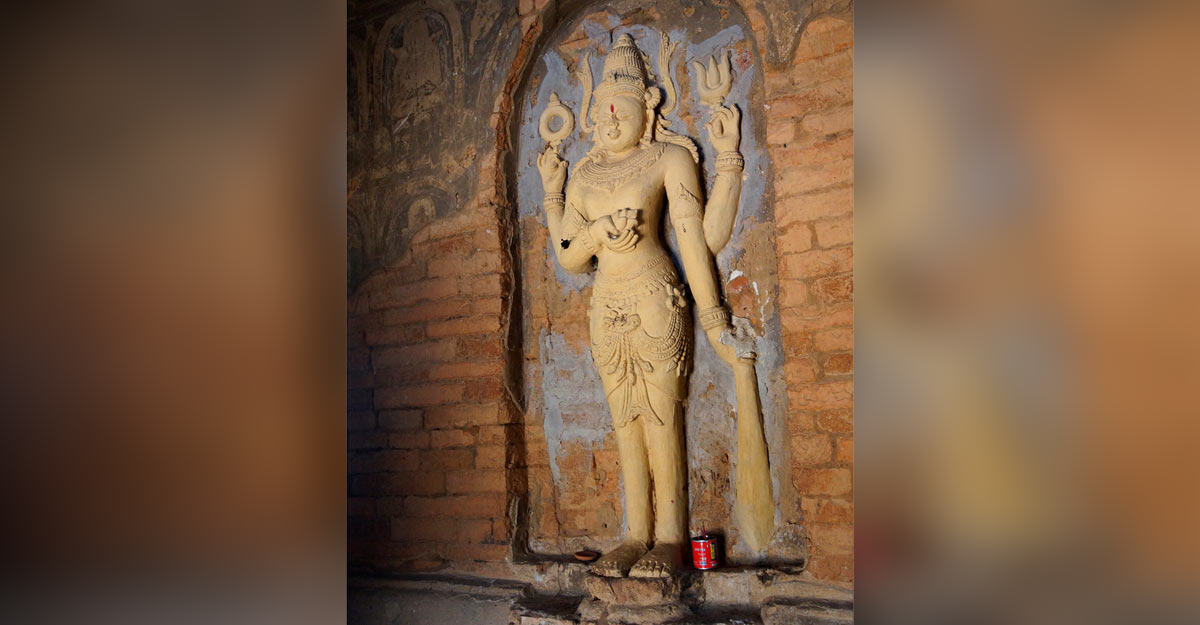 Column: A Kerala merchant and Bagan's ancient Vishnu temple
