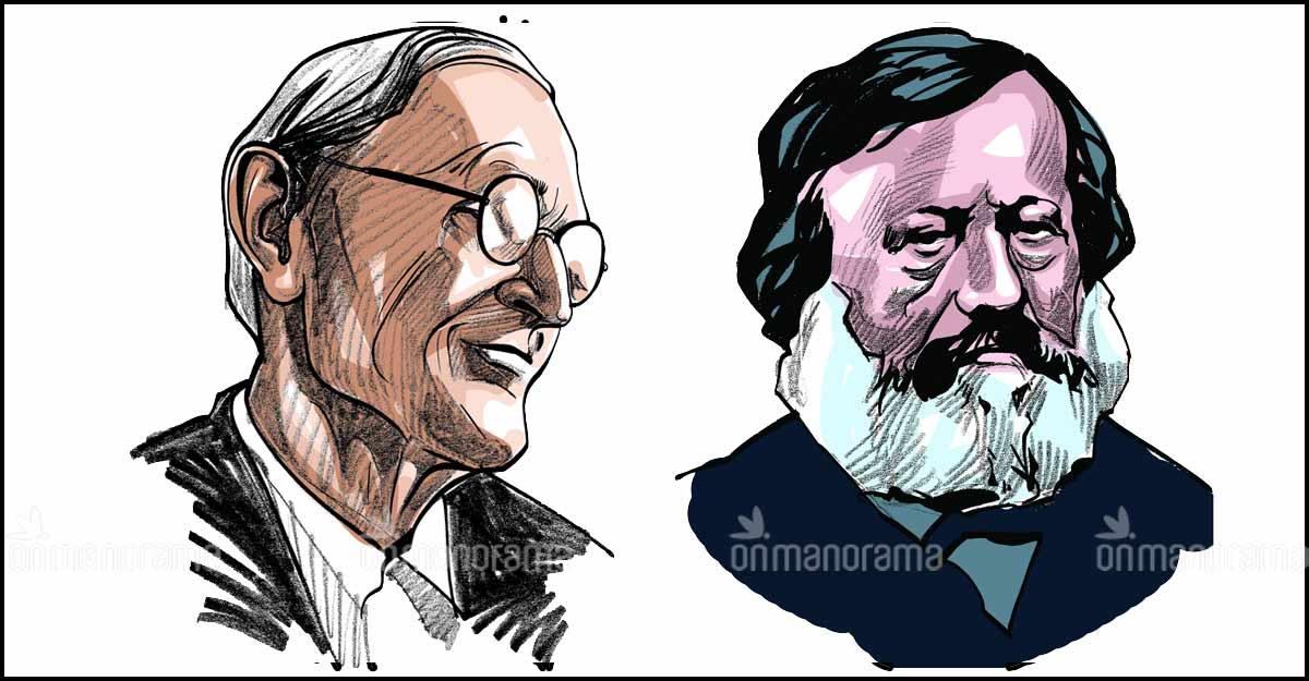 Hermann Hesse, Hermann Gundert