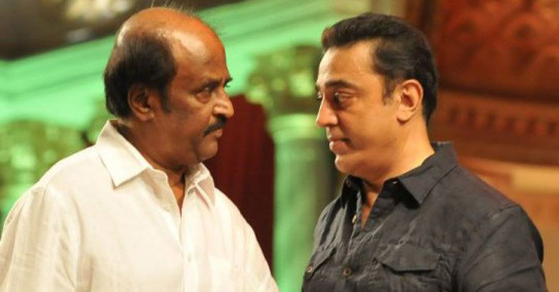 Rajini says ready to join hands with Kamal if situation arises