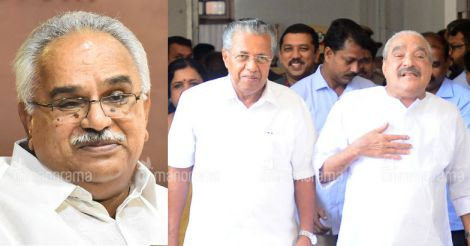 The CPM-CPI wrangling over Mani