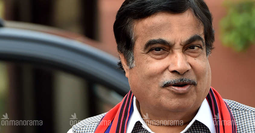 Gadkari offers help to revive stalled road projects in Kerala's Thrissur