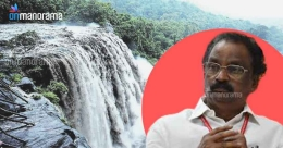 'NOC just a technical matter, no hope for Athirappilly project'