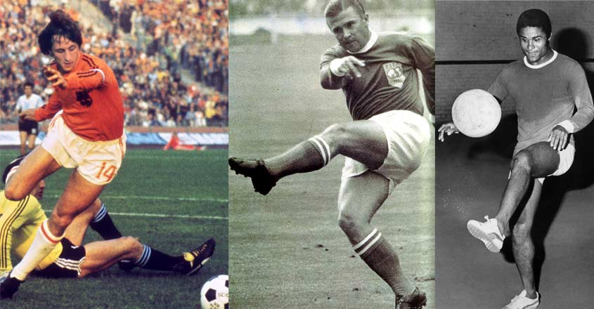 Are icon footballers destined not to win the World Cup?