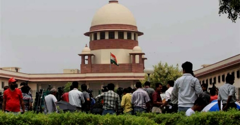 SC agrees to examine the issue of aged and old