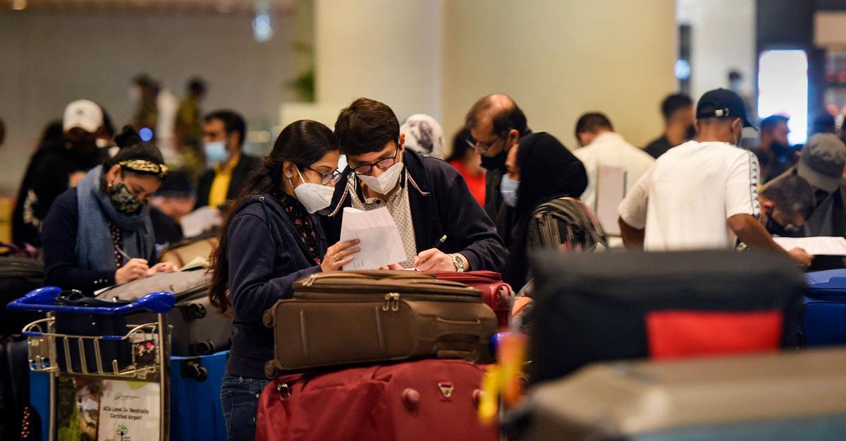 20 Keralites stuck in Delhi hotel over quarantine norms for UK returnees