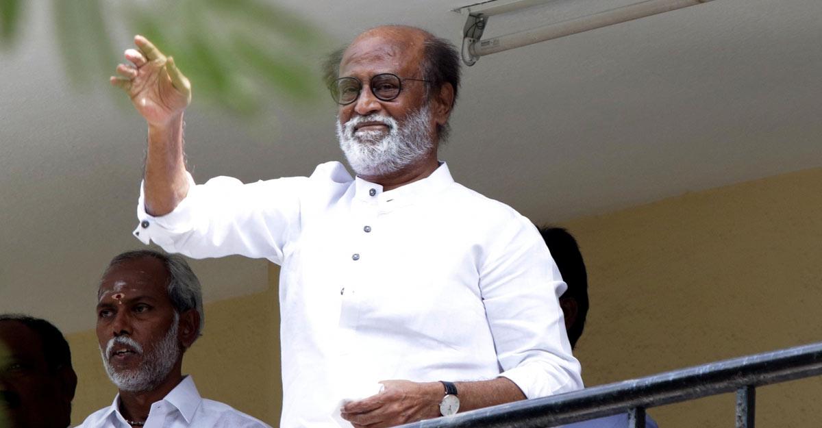 BJP says it may seek Rajinikanth's support in Tamil Nadu
