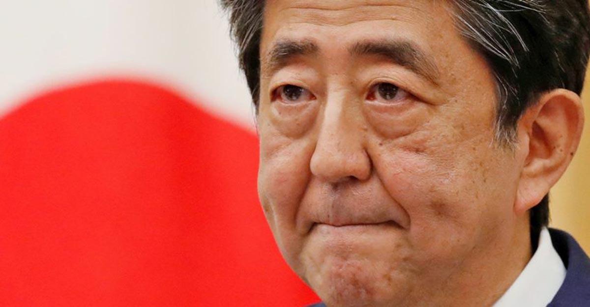 Former Japan PM Shinzo Abe among 119 Padma winners for 2021