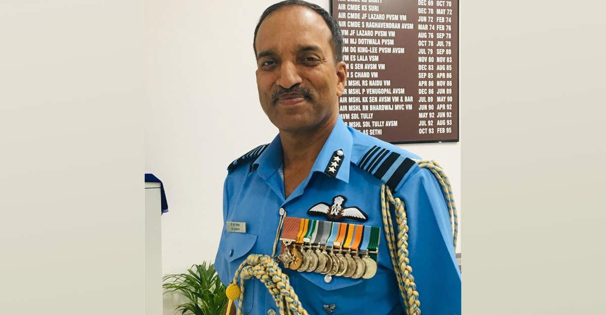 Ace MiG pilot Air Marshal T D Joseph awarded AVSM; ex-colleagues recall him as a gem of an instructor